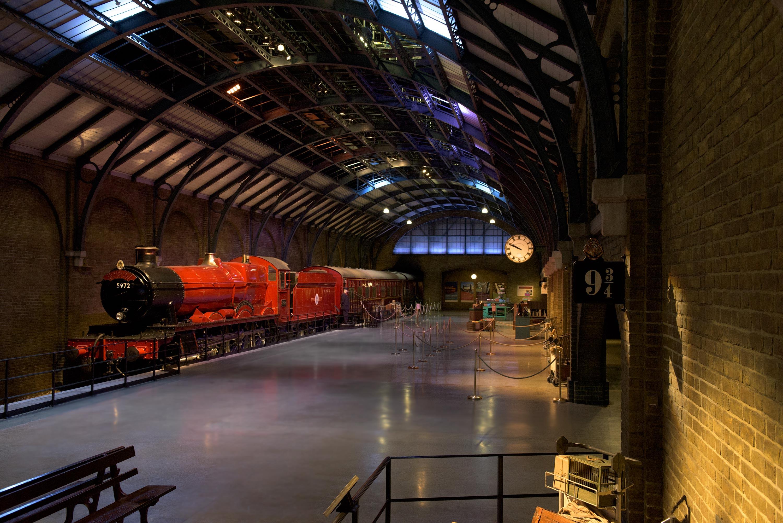 Harry Potter London Logo
