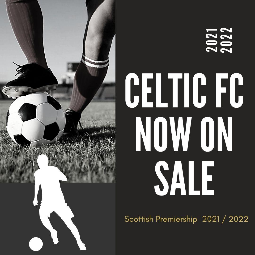 Celtic Fc Now on sale