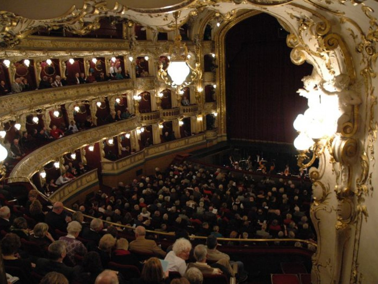 The Best of Opera in Presidential Prague: 19 March 2020