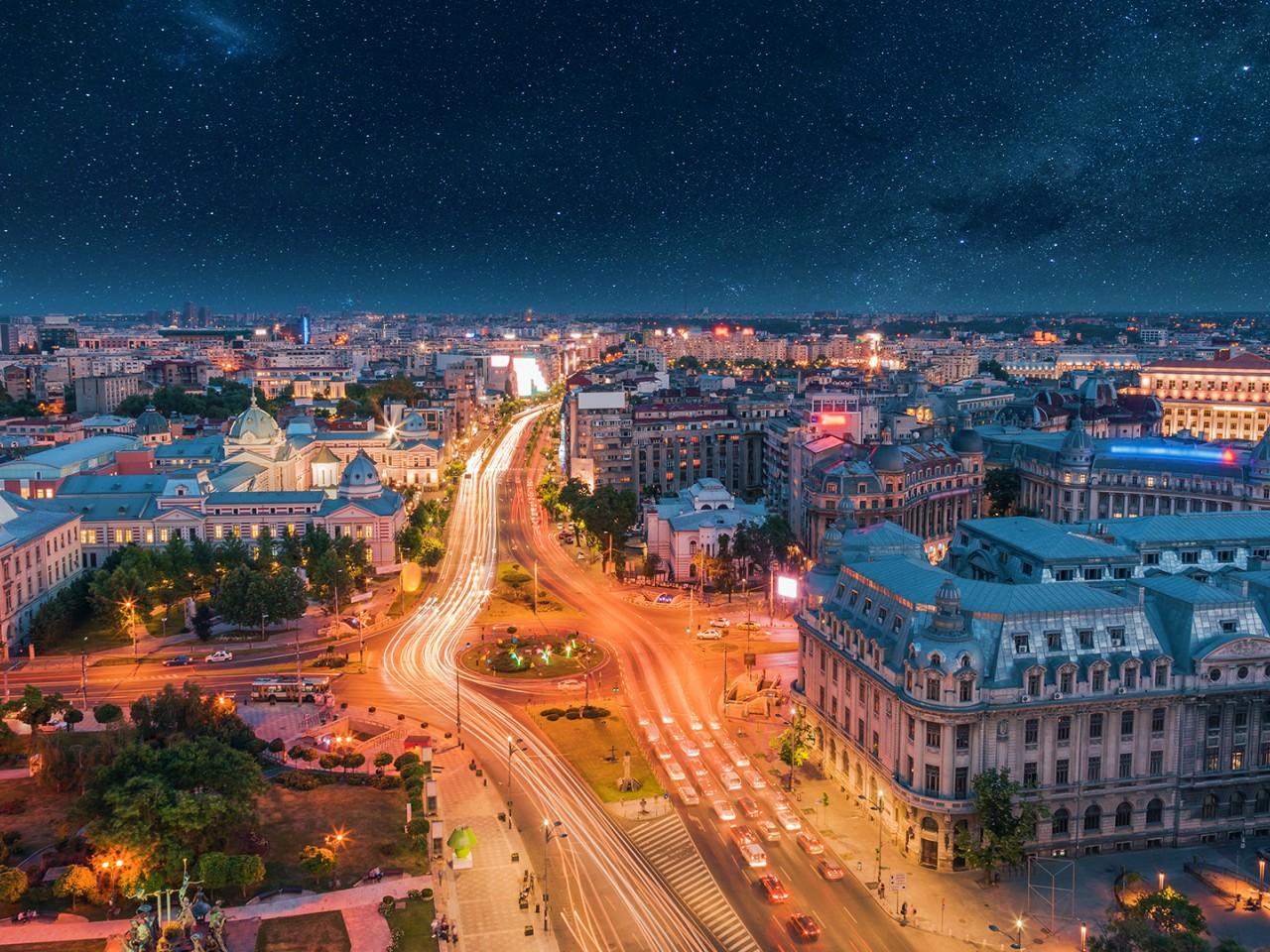 Capodanno a Bucarest