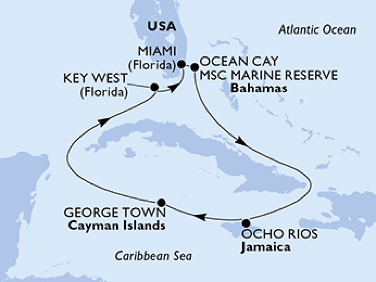 Crociera ai Caraibi - Pasqua 2020
