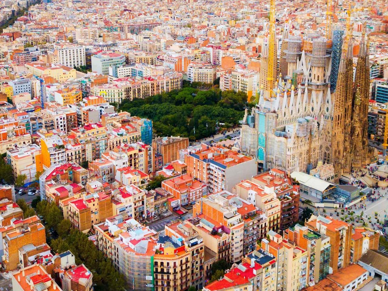 Pasqua a Barcellona