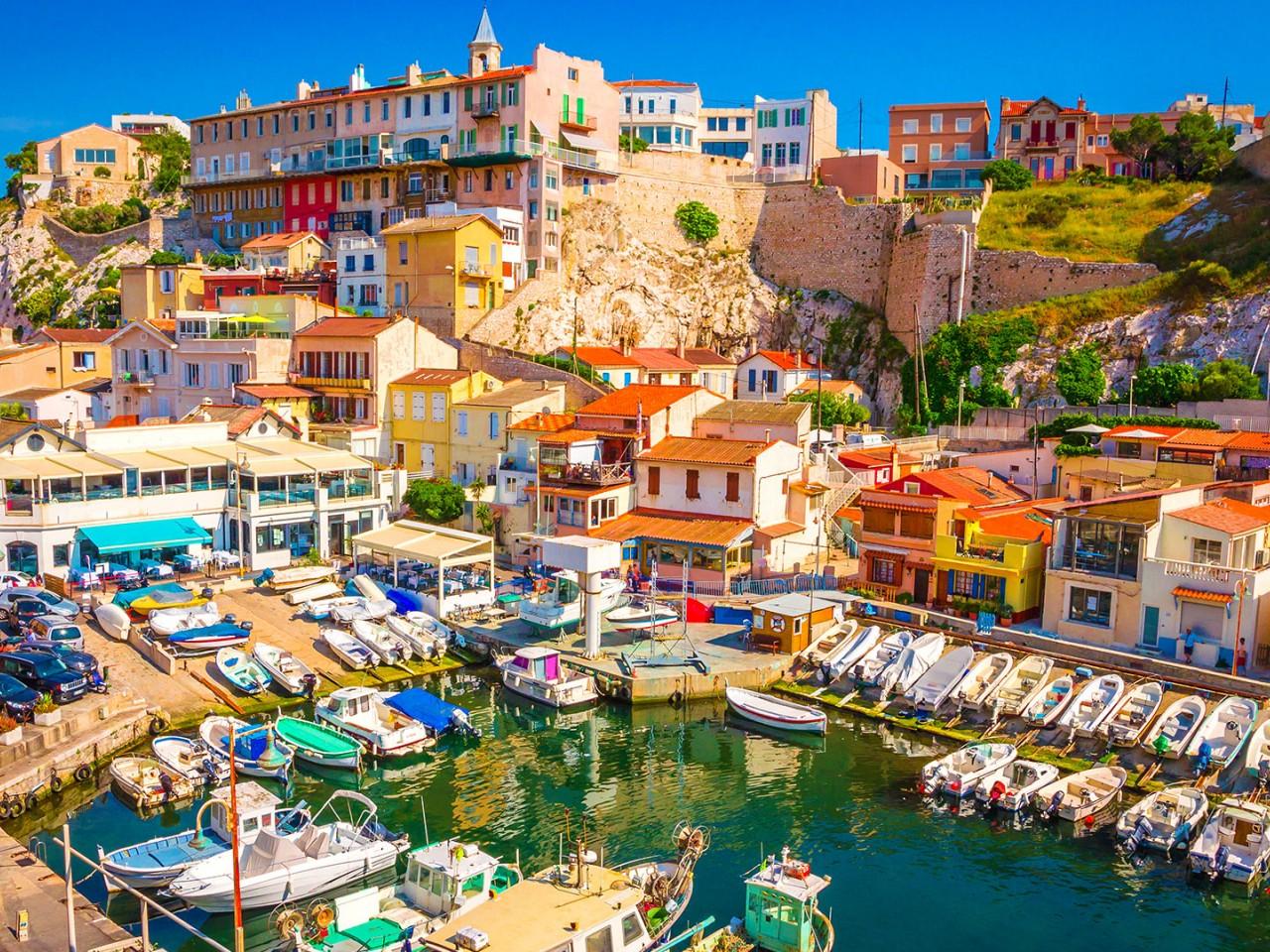 1° maggio a Marsiglia