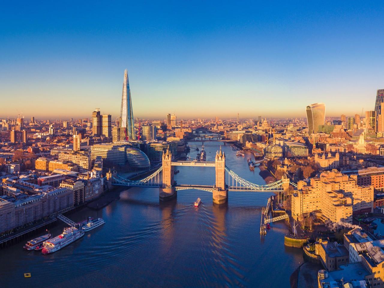 1° maggio a Londra