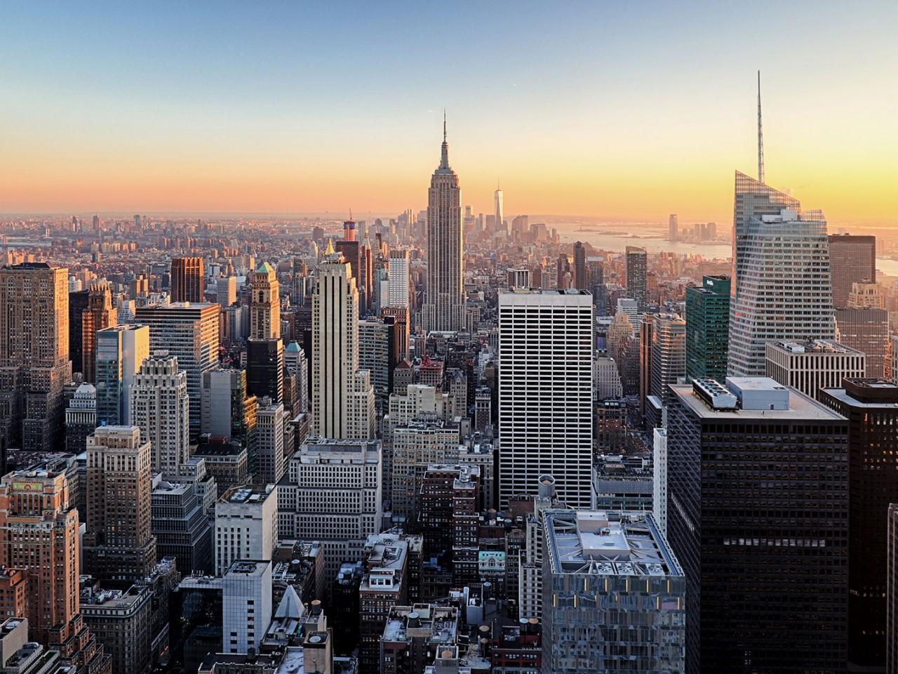 Tra i grattacieli di New York