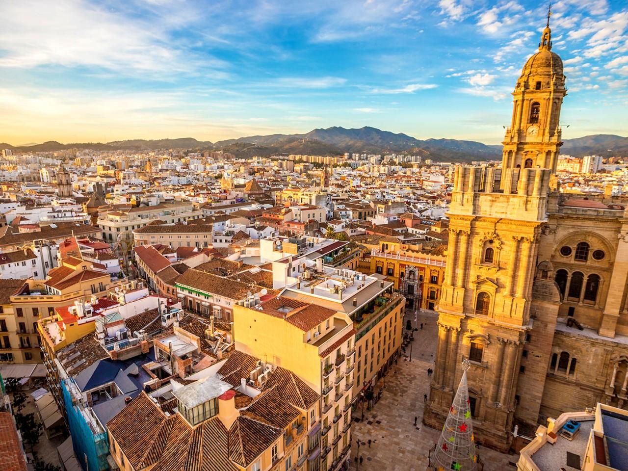 Weekend a Malaga