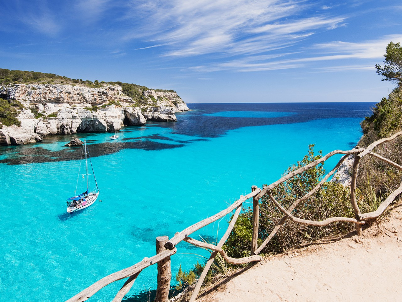 Relax a Minorca