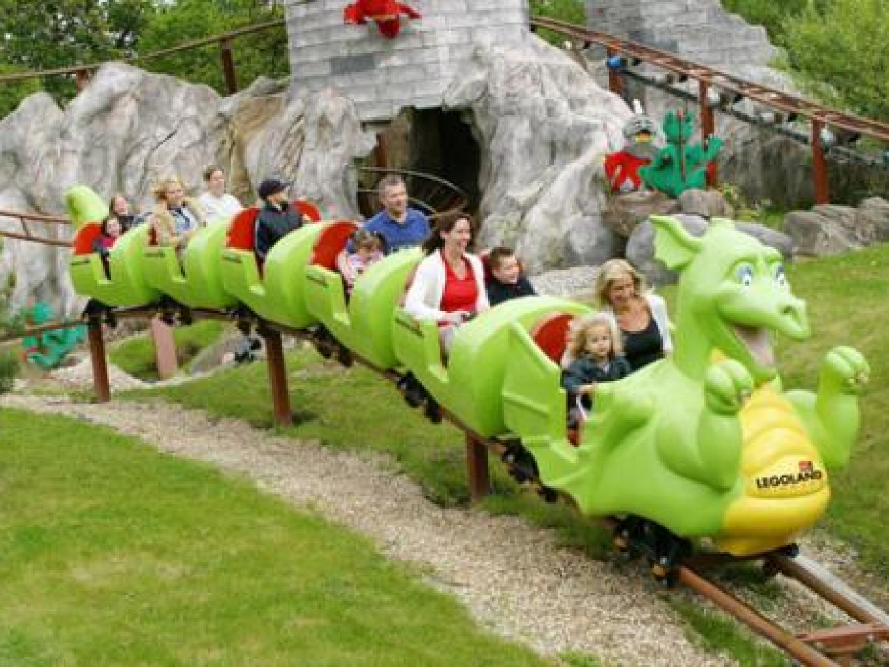 Family Breaks to Legoland® Windsor