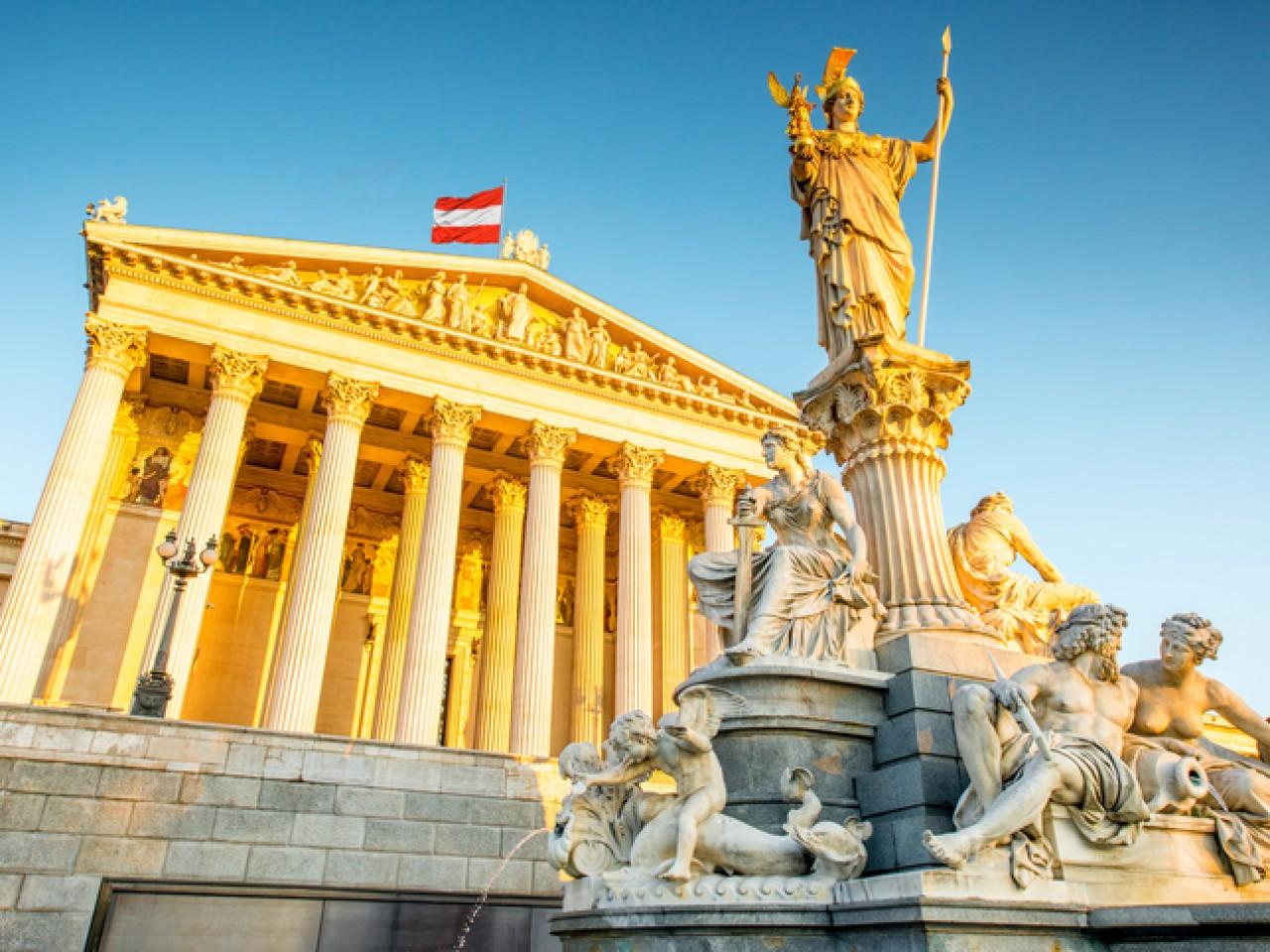 Imperial Vienna; Music & The Christmas Markets: 27 Nov 2020