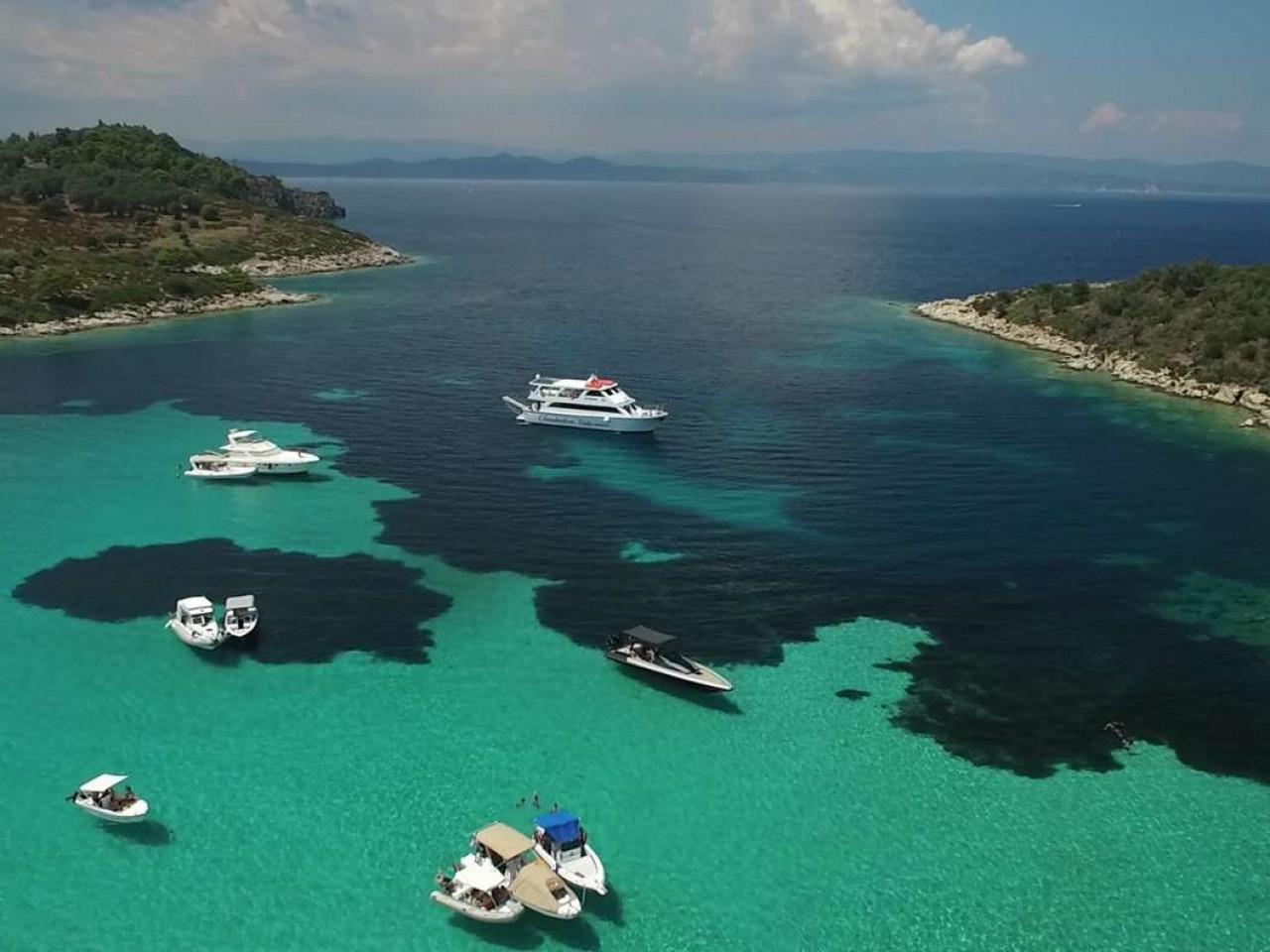Athos & Blue Lagoon