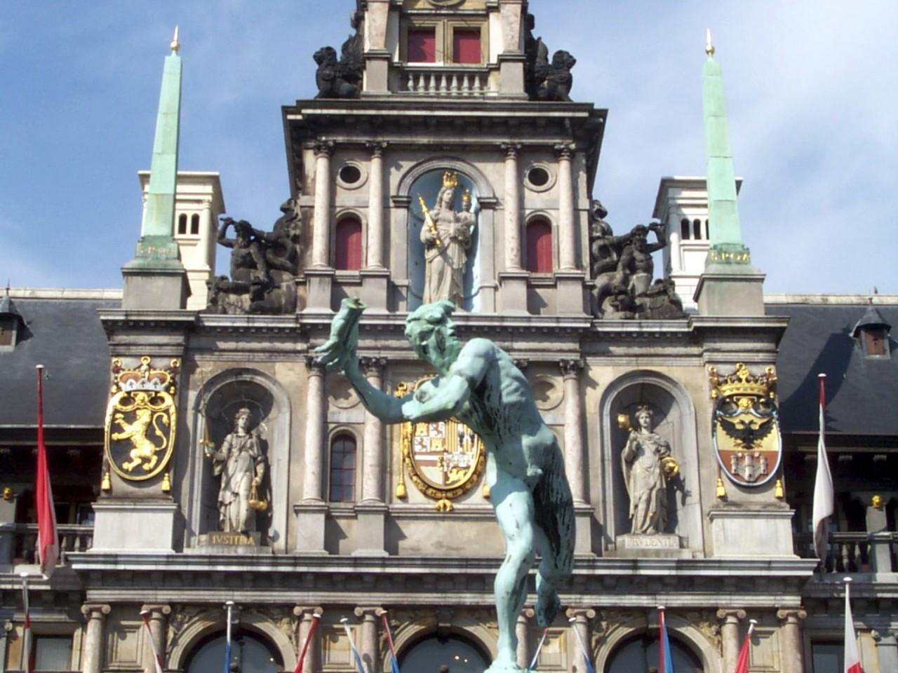 The Amazing Antwerp- The Pearl of Flanders