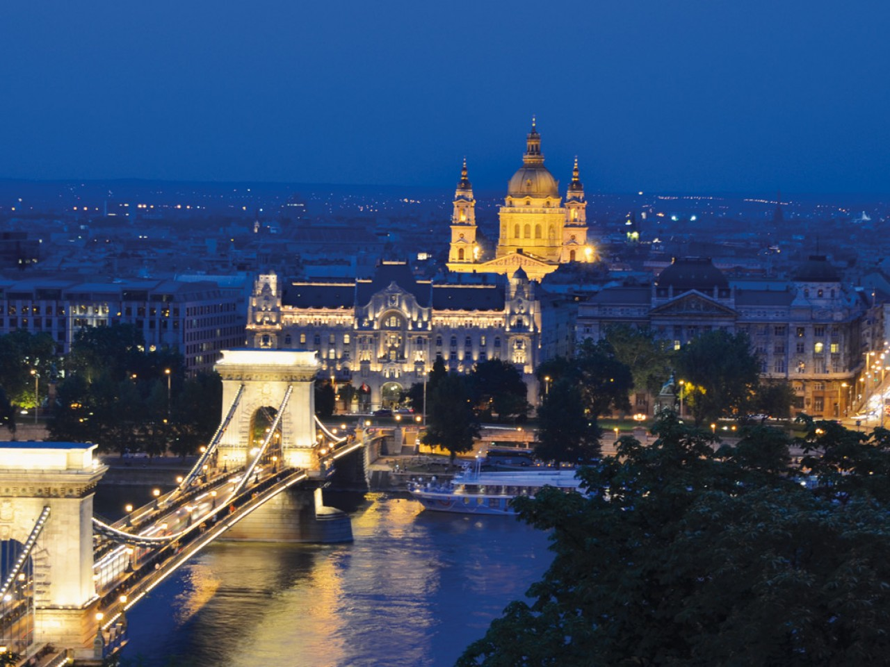 Perform in Beautiful Budapest