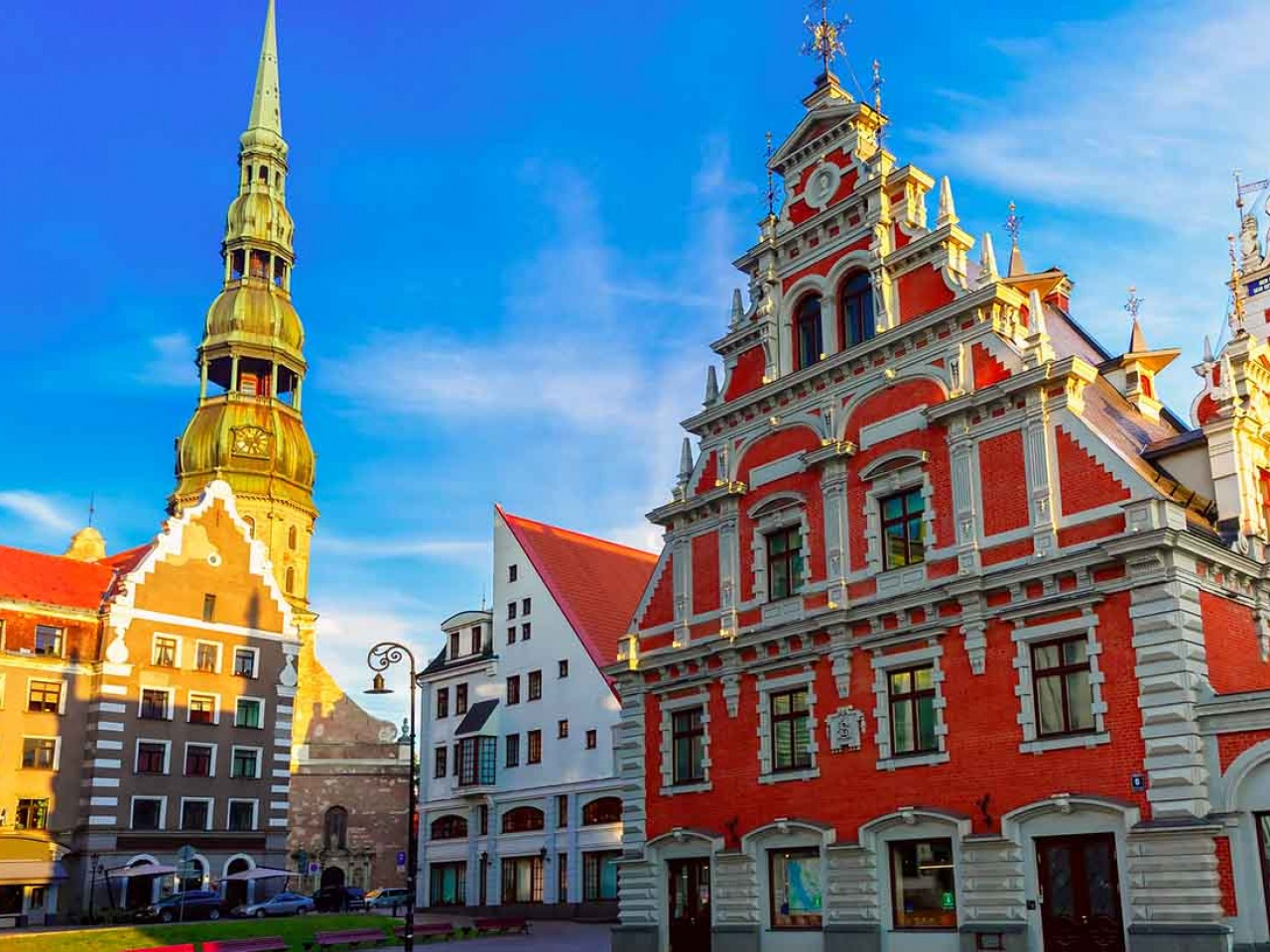 Riga for Independent Choir Tours