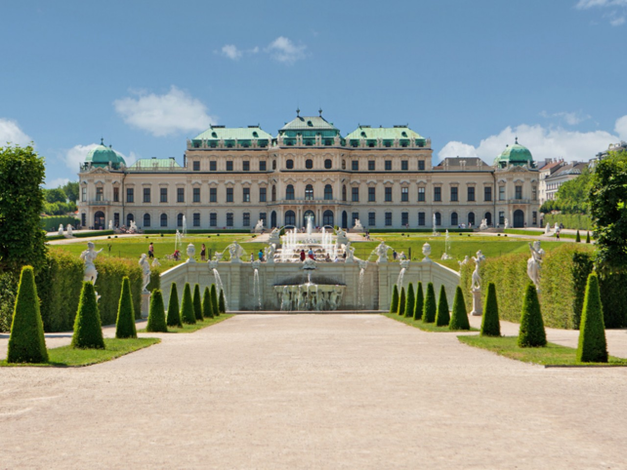 Imperial Vienna; Music & The Christmas Marks