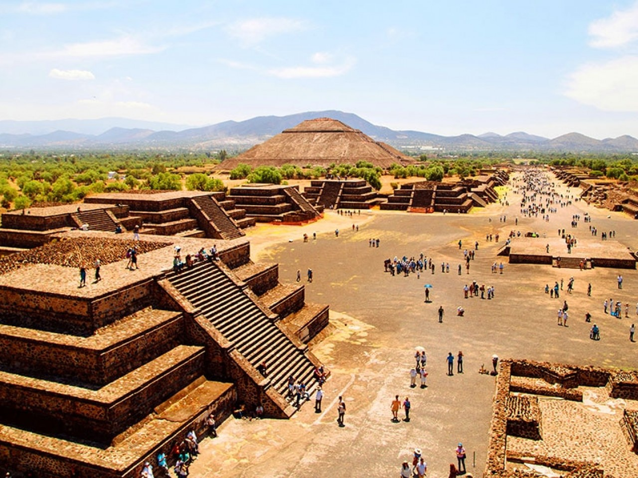 Teotihuacan Pyramids & Guadalupe