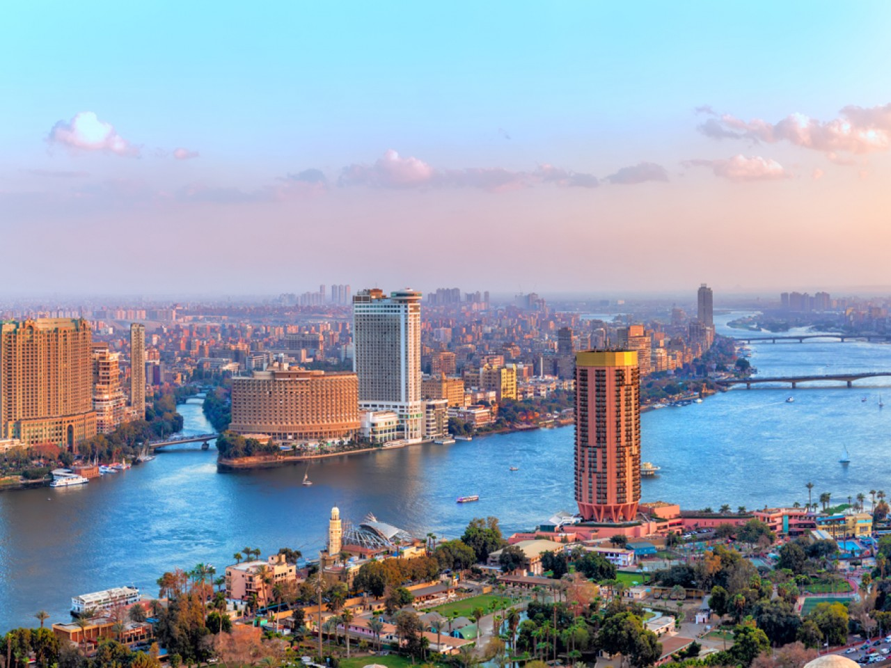 Cairo Highlights Day by Bus