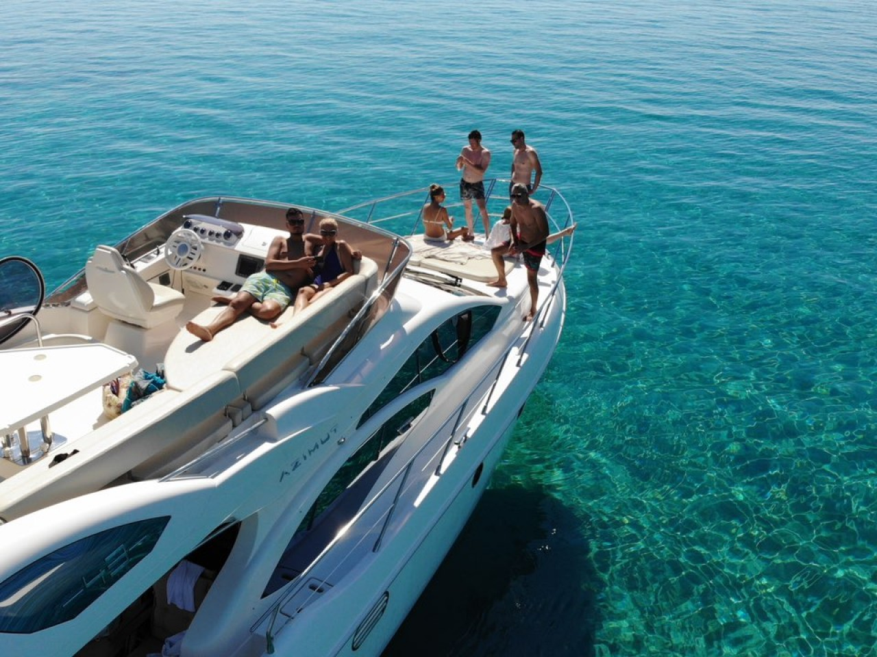 Experience a Private Cruise