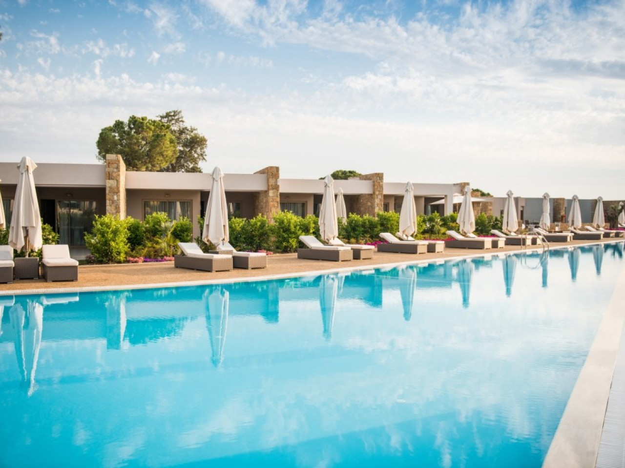 Luxurious Hotels in Halkidiki