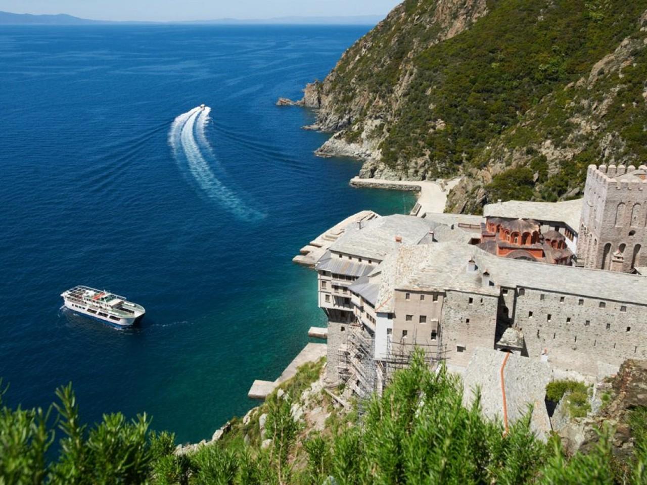 Private cruises - Mount Athos