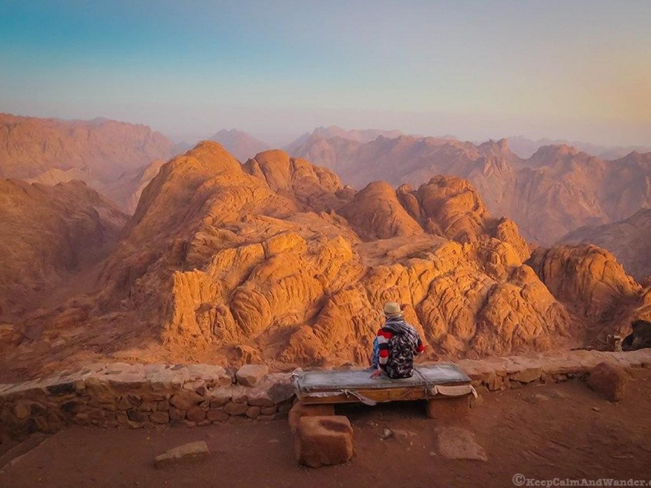Sinai Mountain & St. Catherine Monastery Tour