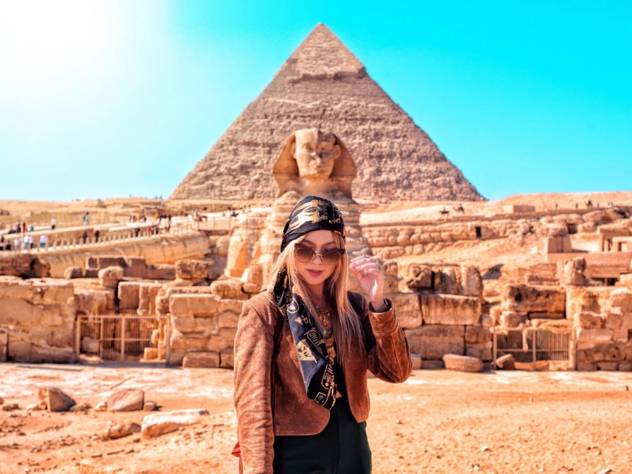 Cairo Highlights Day Including Flights