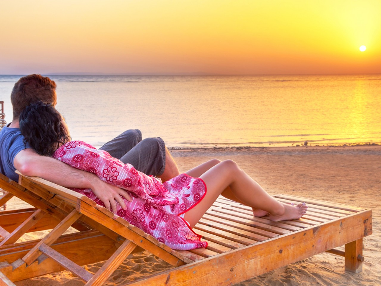 RELAX AND RECONNECT: Steigenberger ALDAU, Hurghada