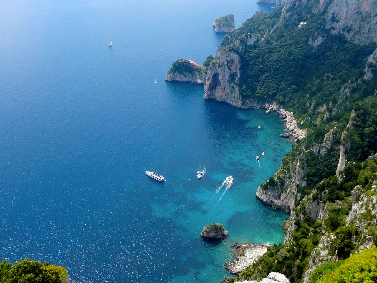 Weekend a Capri