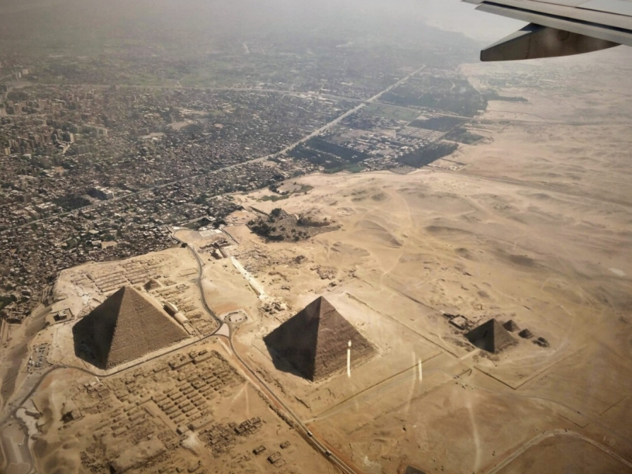 Cairo Highlights Day Including Domestic Flights