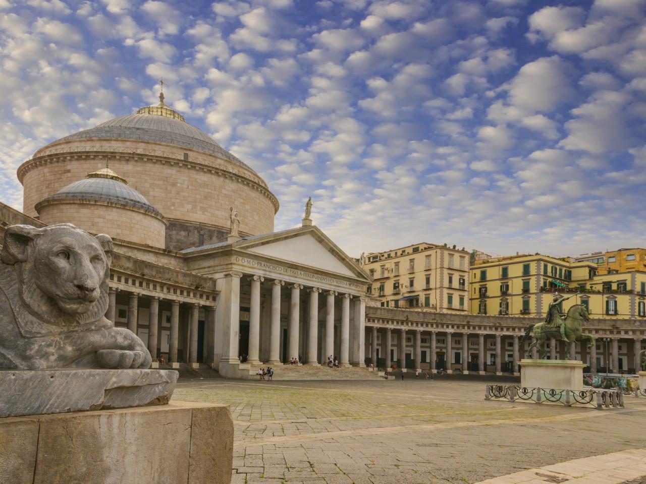 Weekend a Napoli