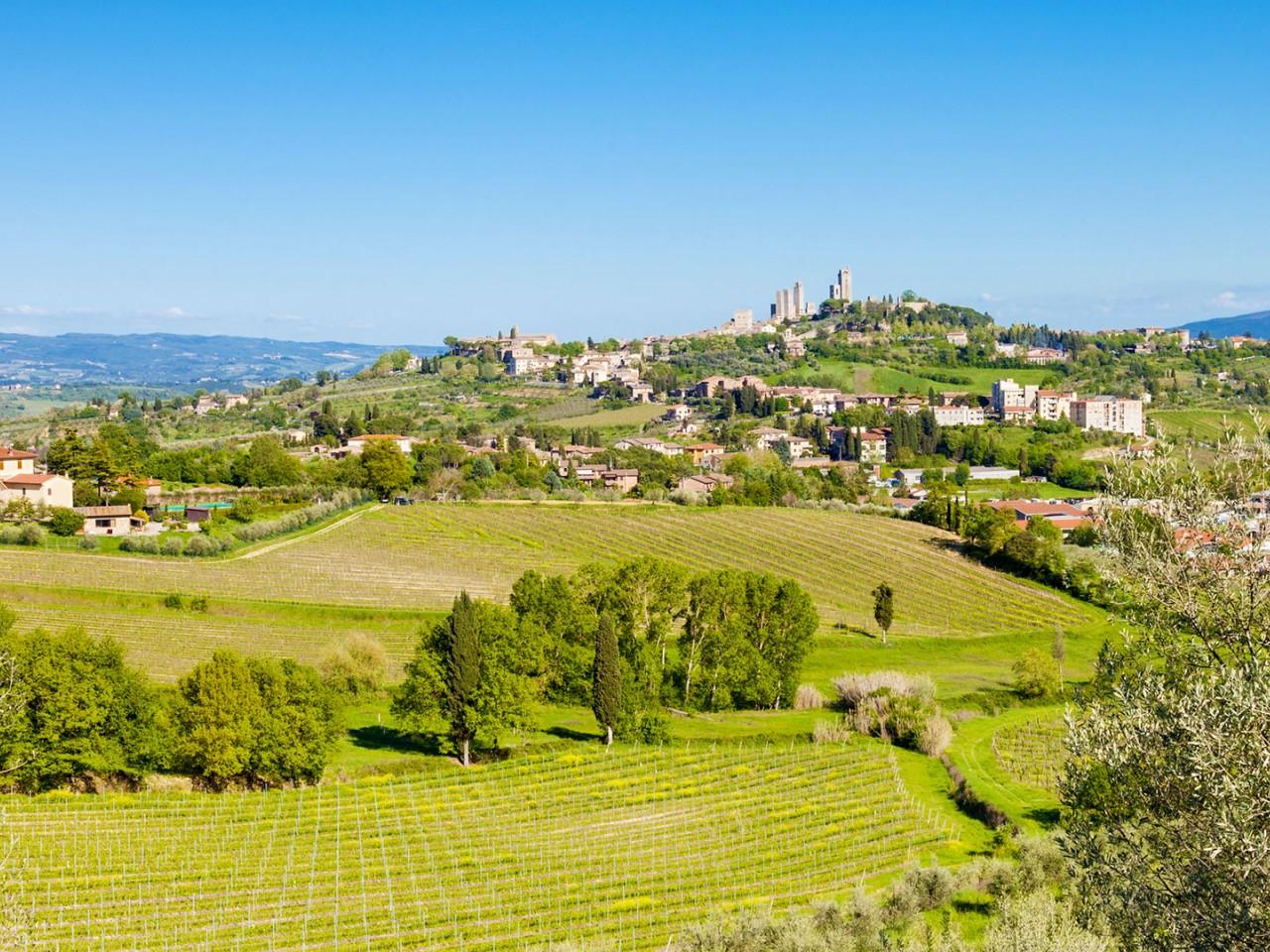 Weekend a San Gimignano
