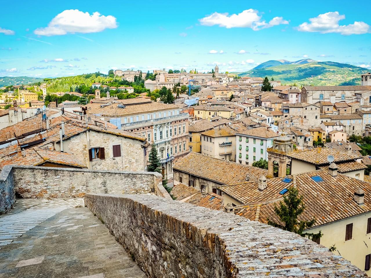 Weekend a Perugia