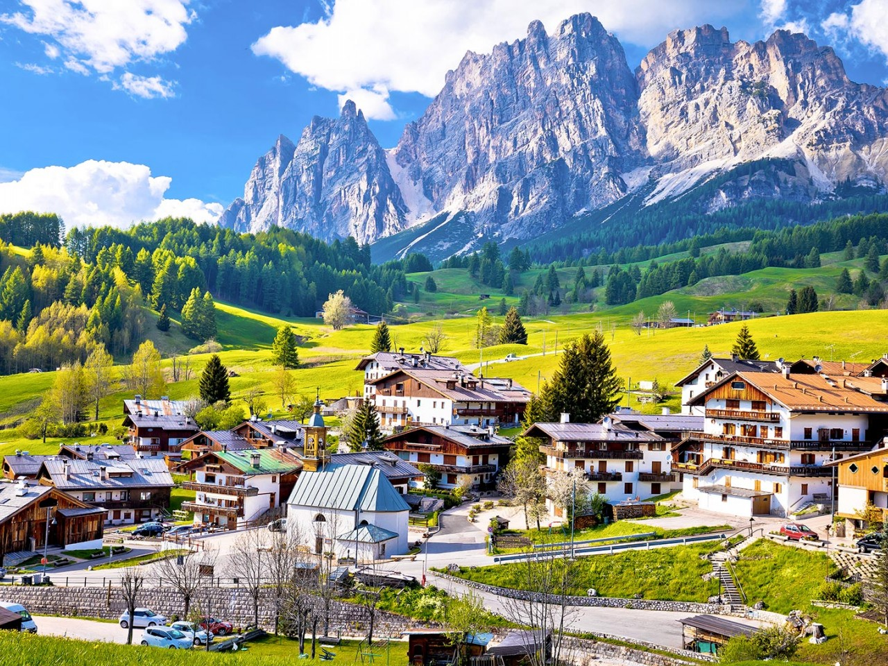 Weekend a Cortina d'Ampezzo