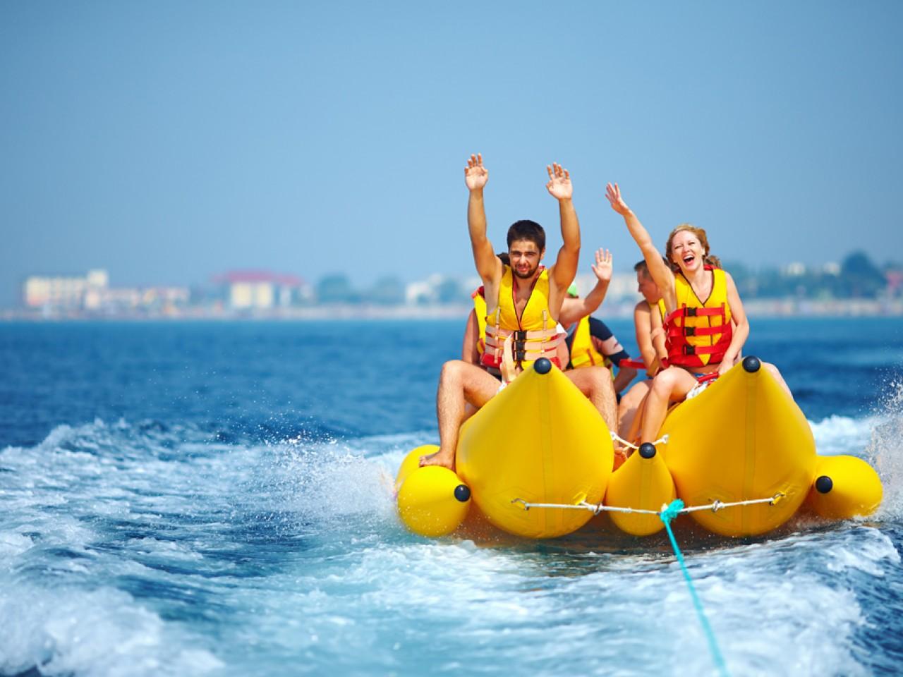 SUMMER STAYCATION: Dana Beach Hotel, Hurghada