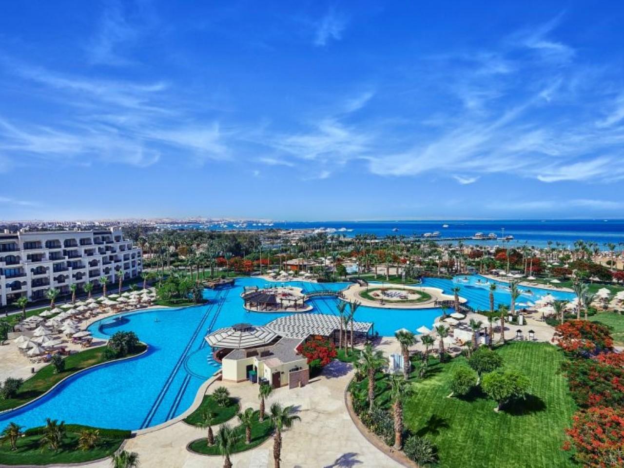 WINTER STAYCATION: Steigenberger ALDAU, Hurghada