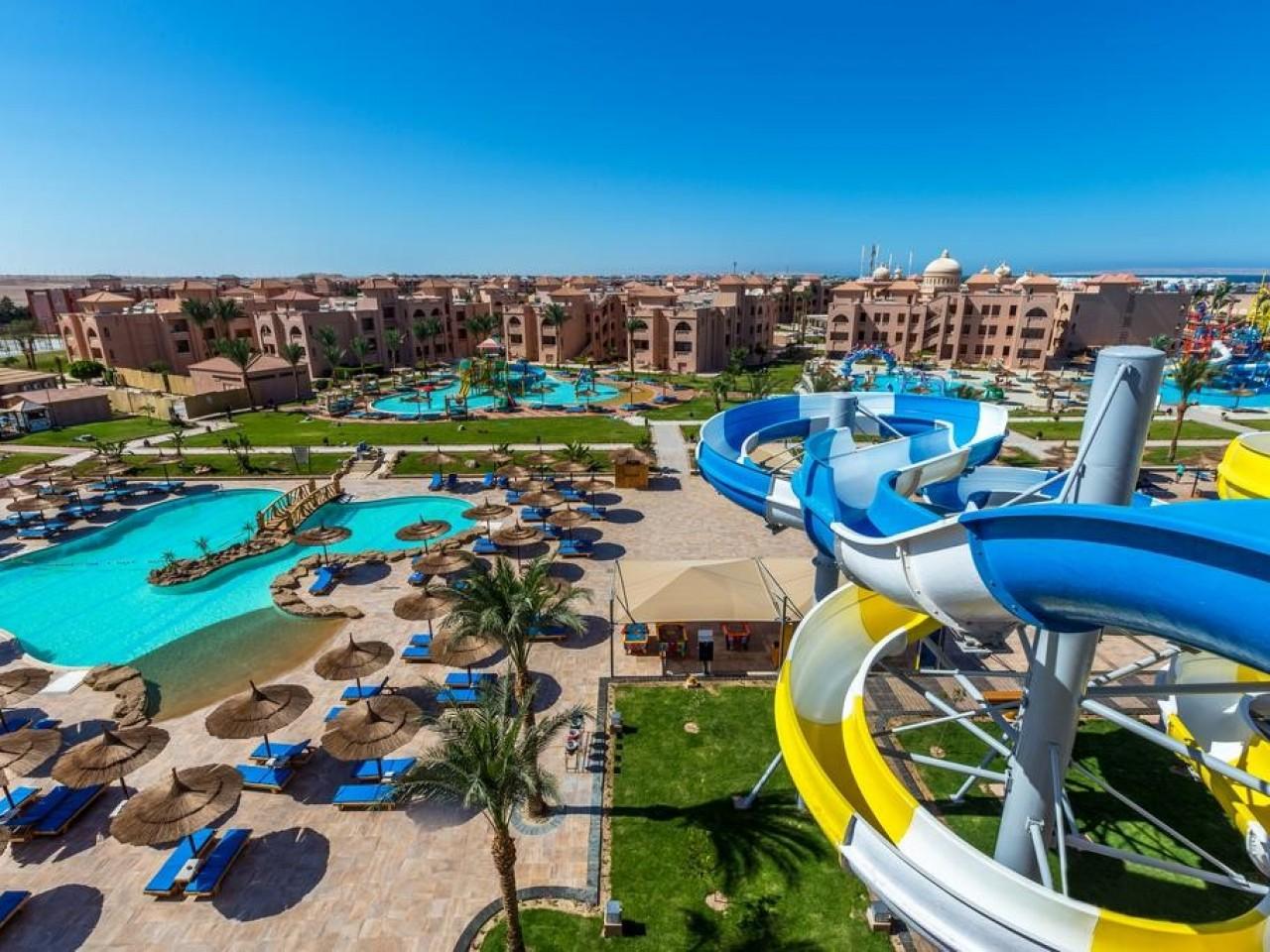 WINTER STAYCATION: Albatros Aqua Park Resort, Hurghada