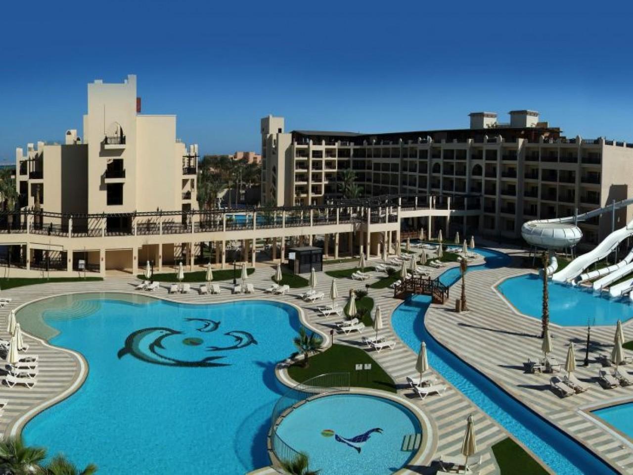 WINTER STAYCATION: Steigenberger Aqua Magic, Hurghada