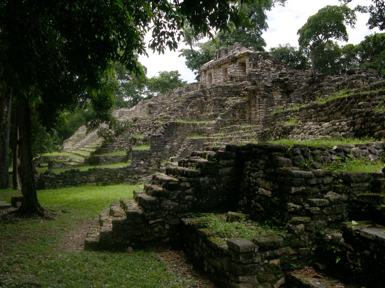Yaxchilan & Bonampak