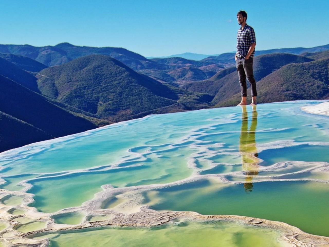 Mitla, Tule, Teotitlan, Hierve el Agua y Fabrica de Mezcal