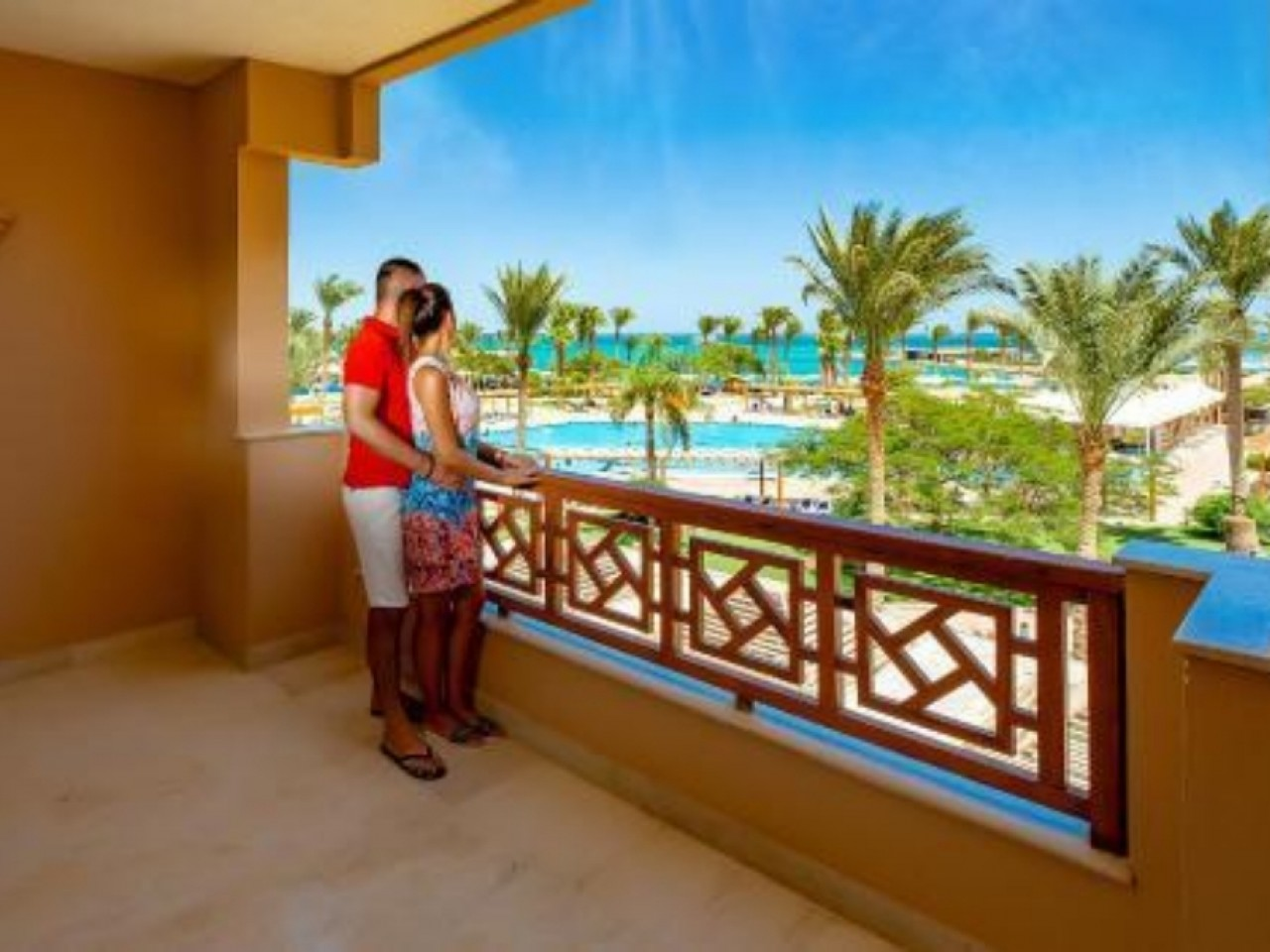HONEYMOON PACKAGE: Continental Hotel, Hurghada