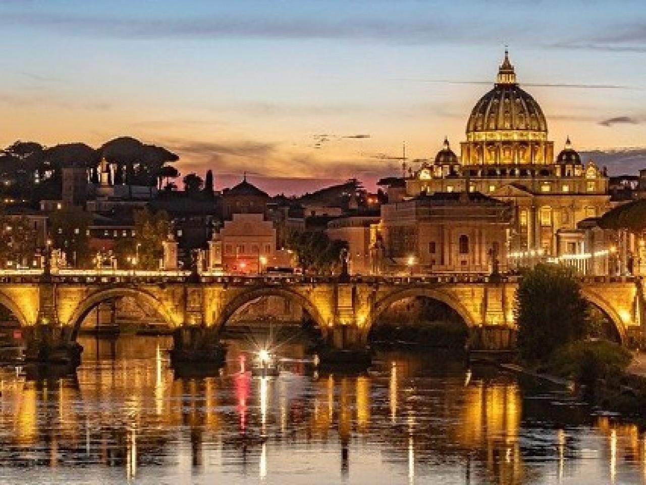 Rome +1290 hotel