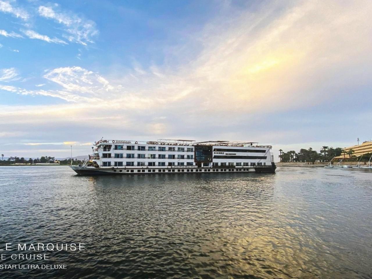 Marquise Nile Cruise With Transportation