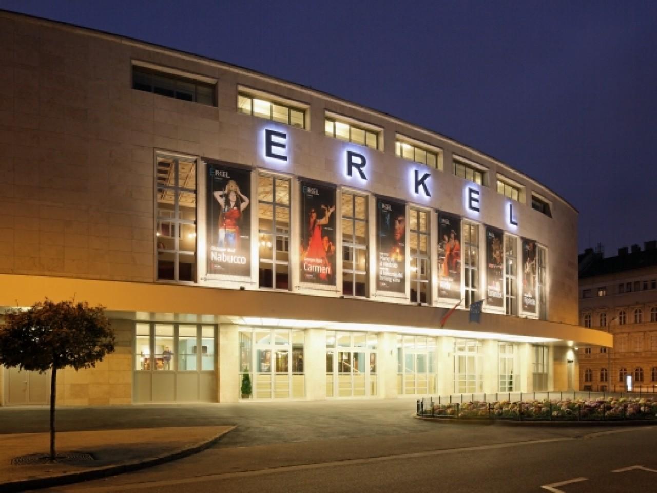 Erkel Theatre Performance Schedule
