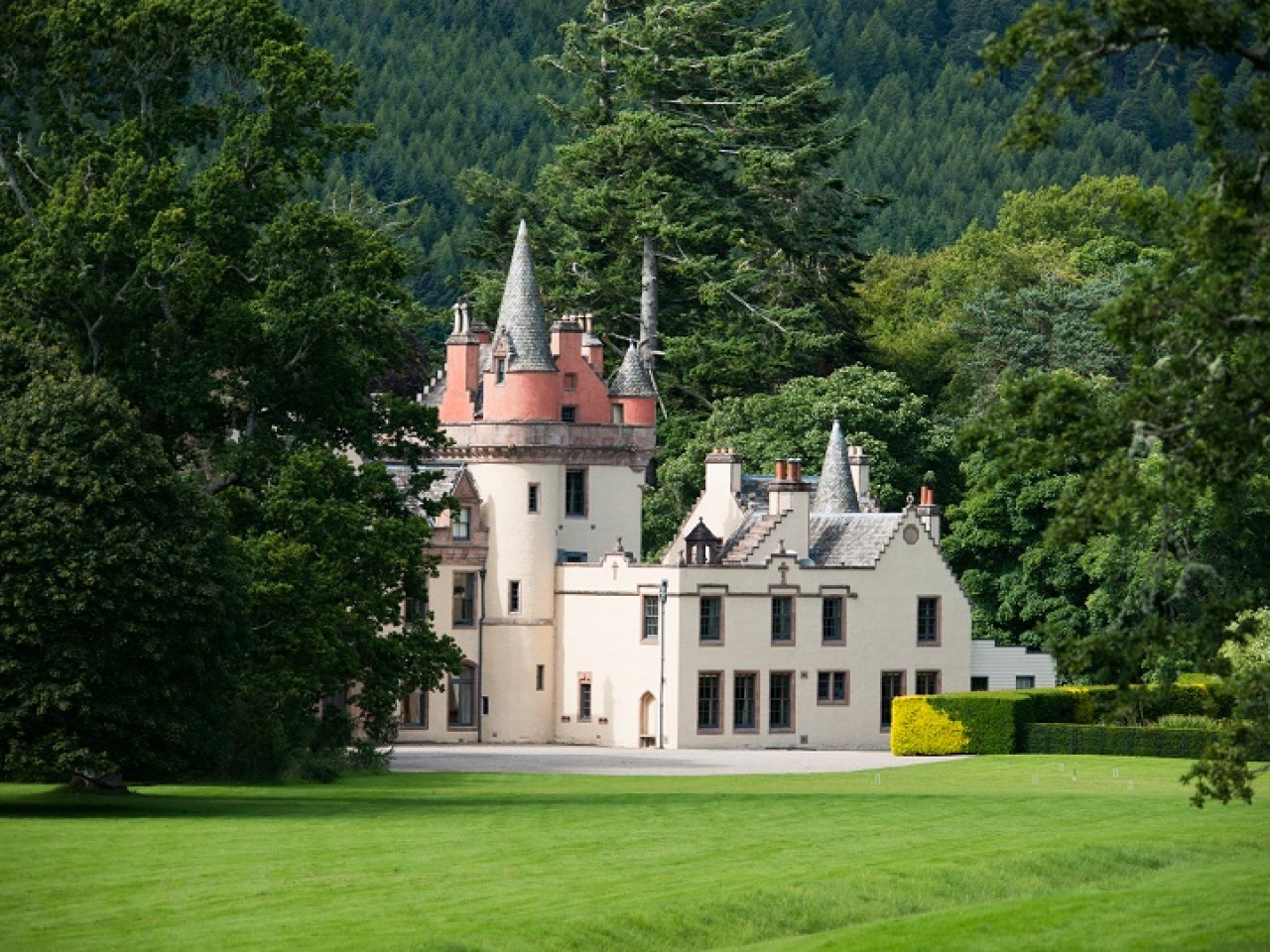 An exclusive Incentive Trip in the Scottish Highlands