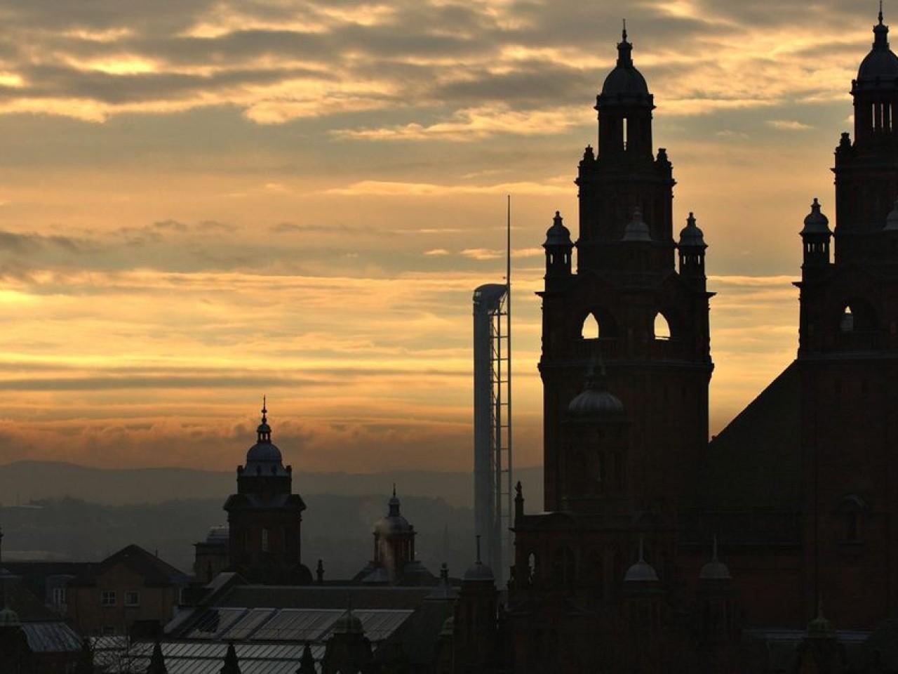 A Glasgow conference for 600 delegates