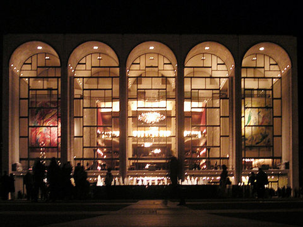 The Lincoln Centre