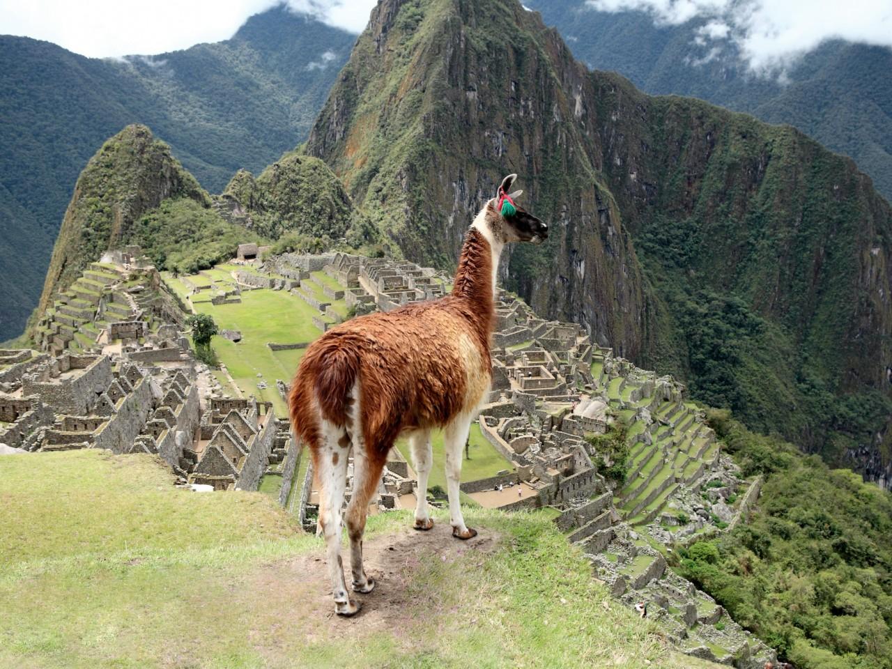 In Perù con Enza