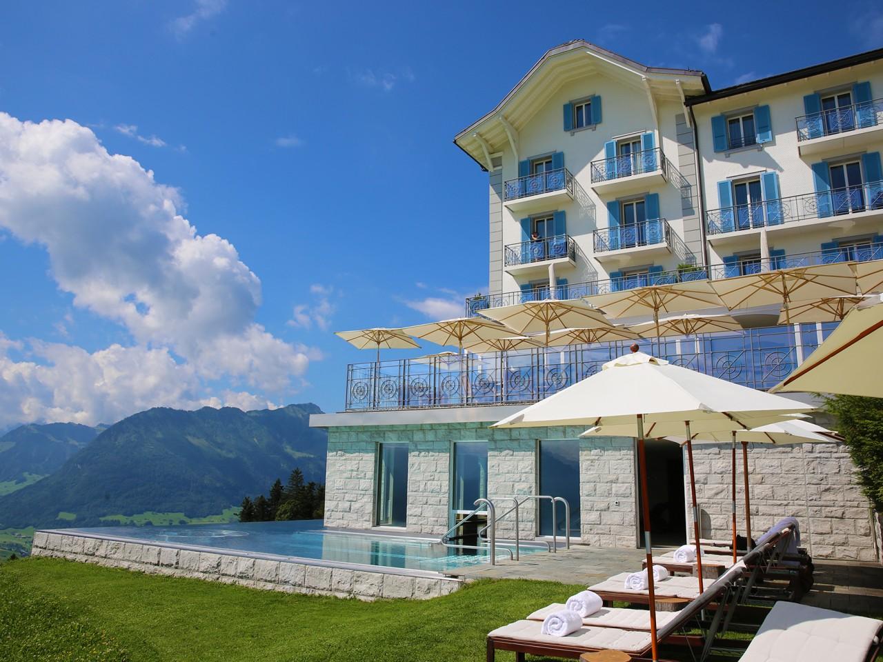 Hotel Villa Honegg 5*****