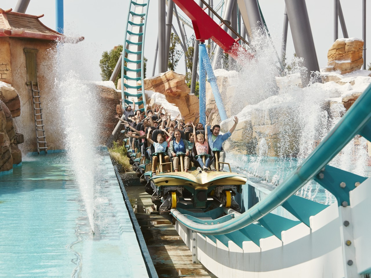 Tickets for PortAventura World, Salou