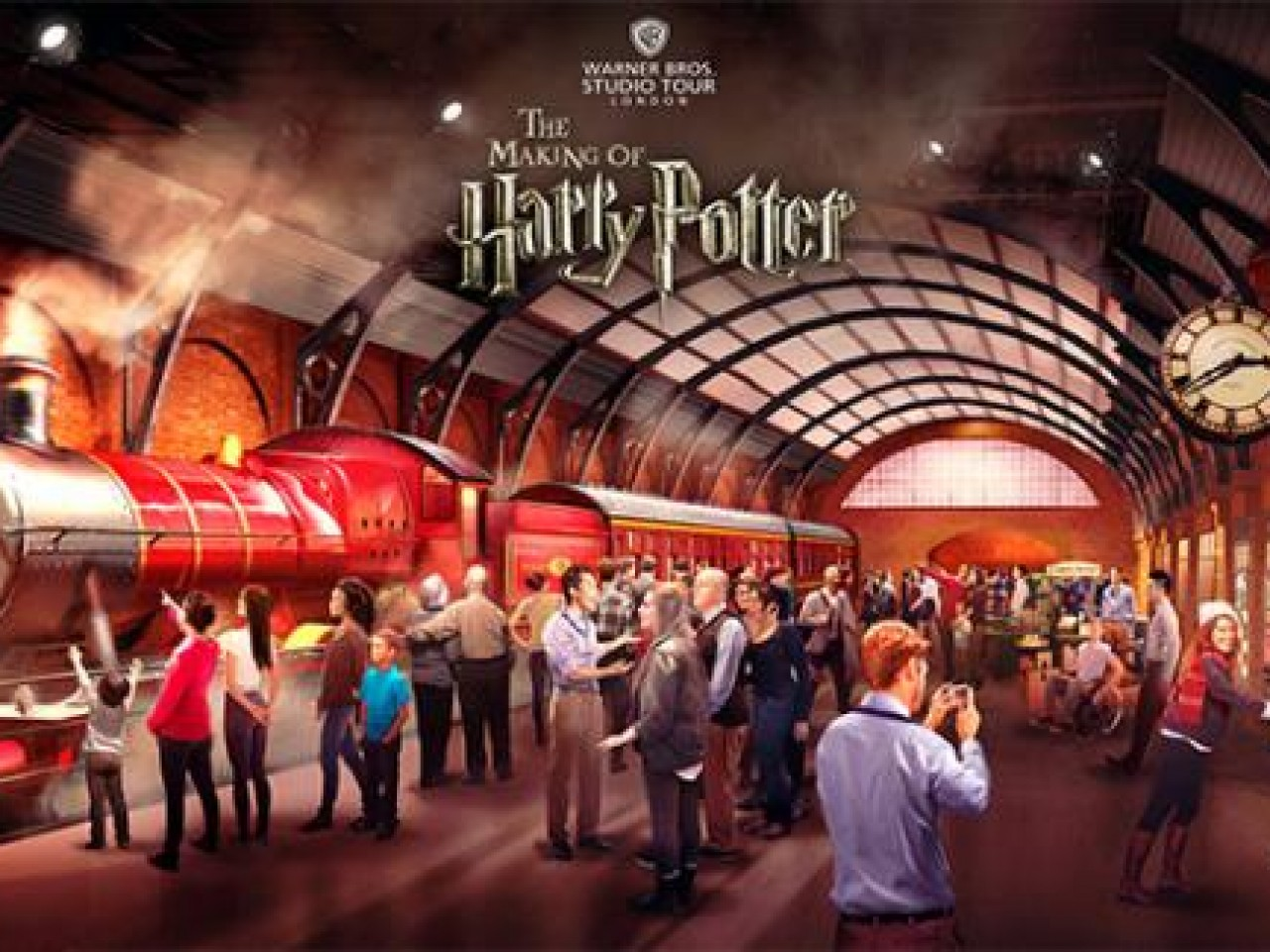 The Making of Harry Potter, A must for all Harry Potter Fans