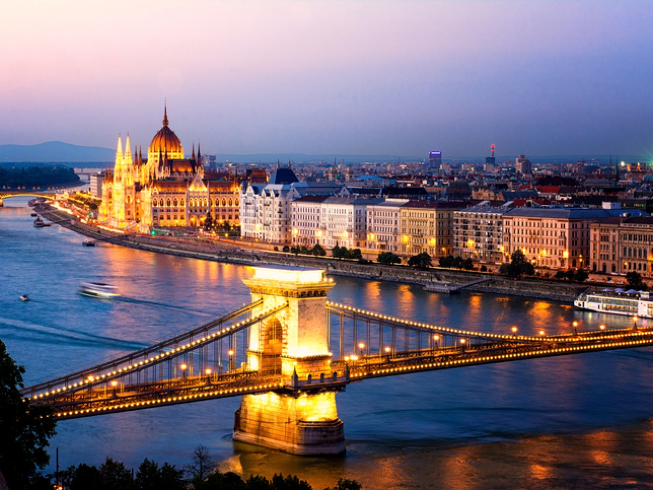 Ballet in Budapest & The Christmas Markets: 01 Dec 2019